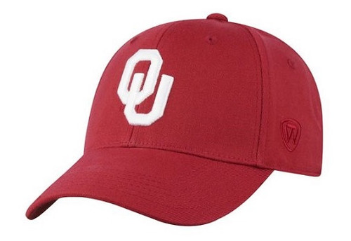 Oklahoma Sooners NCAA TOW Premium Collection Memory Fit Hat
