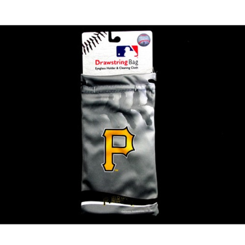 Pittsburgh Pirates MLB Microfiber Glasses Bag