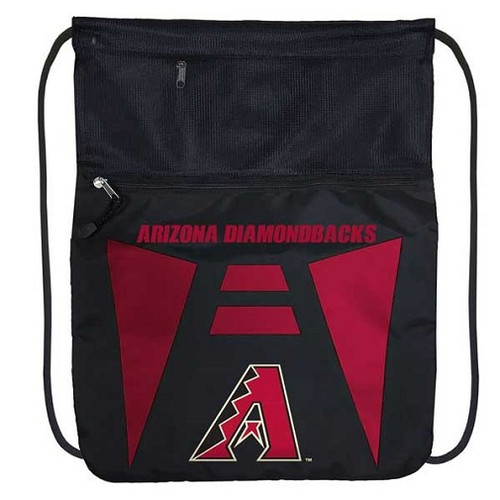 Arizona Diamondbacks MLB Cinch Back Sack Drawstring Bag