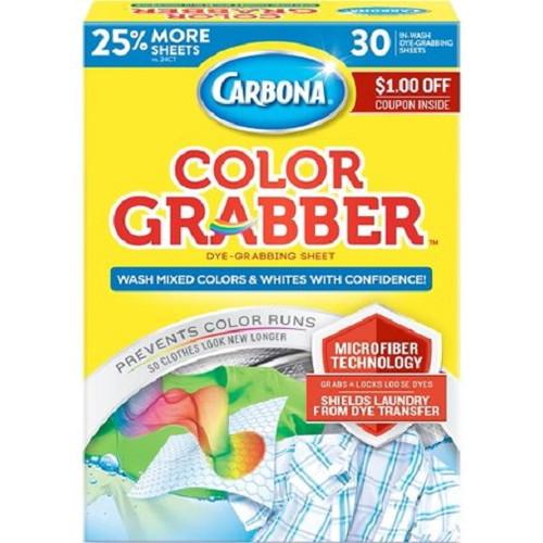 Carbona Color Grabber Sheets