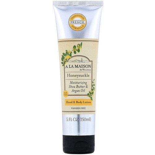 A La Maison Hand & Body Lotion Honeysuckle