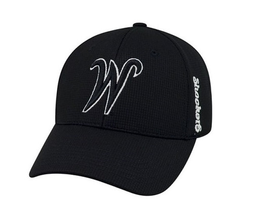 """Wichita State Shockers NCAA TOW """"Booster"""" Memory Fitted Hat"""