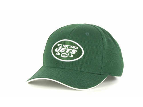 New York Jets NFL Team Apparel Youth Adjustable Hat