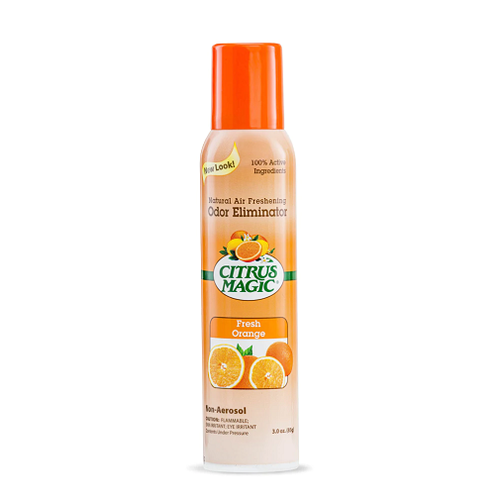 Citrus Magic Odor Eliminating Fresh Orange Air Freshener