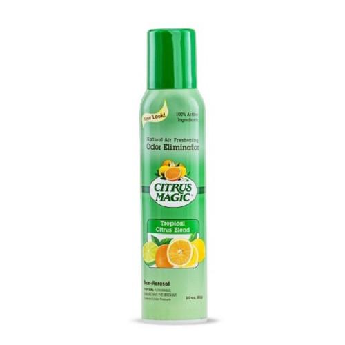 Citrus Magic Odor Eliminating Tropical Citrus Blend Air Freshener