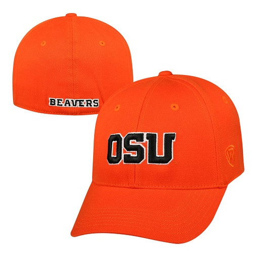 Oregon State Beavers NCAA TOW Premium Collection Memory Fit Hat