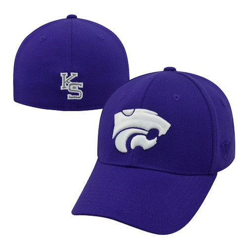 Kansas State Wildcats NCAA TOW Premium Collection Memory Fit Hat