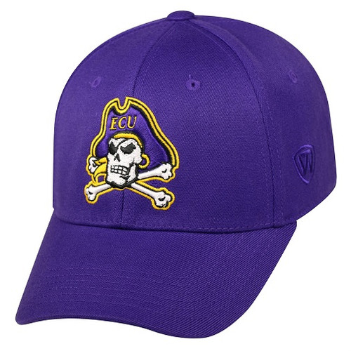 East Carolina Pirates NCAA TOW Premium Collection Memory Fit Hat