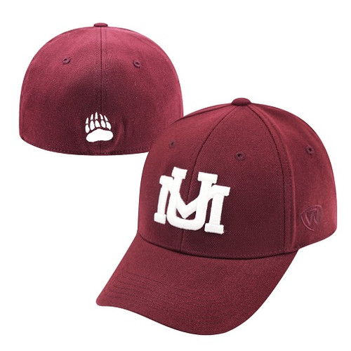 Montana Grizzlies NCAA TOW Premium Collection Memory Fit Hat