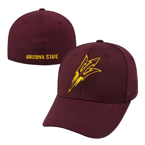 Arizona State Sun Devils NCAA TOW Premium Collection Memory Fit Hat