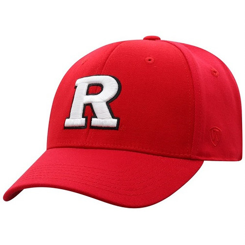Rutgers Scarlet Knights NCAA TOW Premium Collection Memory Fit Hat
