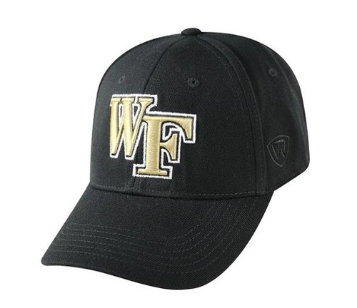 Wake Forest Demon Deacons NCAA TOW Premium Collection Memory Fit Hat