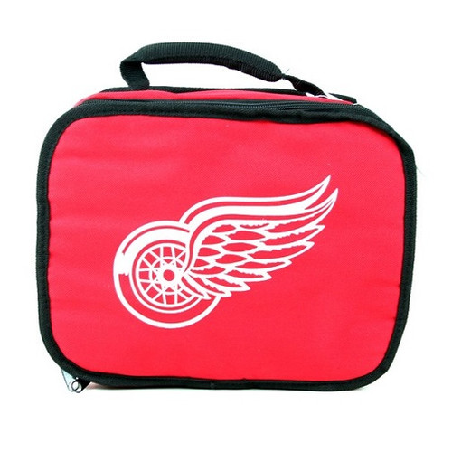 Detroit Red Wings NHL Insulated Lunch Bag