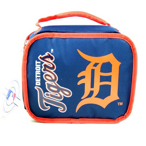 Detroit Tigers MLB Insulated Lunch Bag