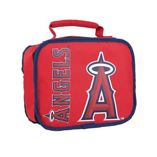 Los Angeles Angels MLB Insulated Lunch Bag