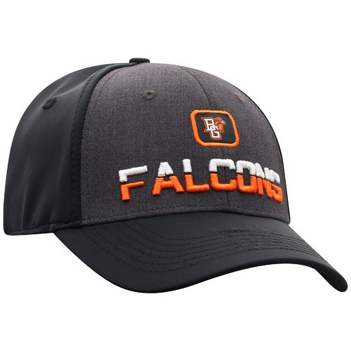 Bowling Green Falcons NCAA TOW Tag Stretch Fitted Hat
