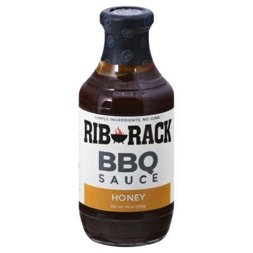 Rib Rack Honey BBQ Sauce