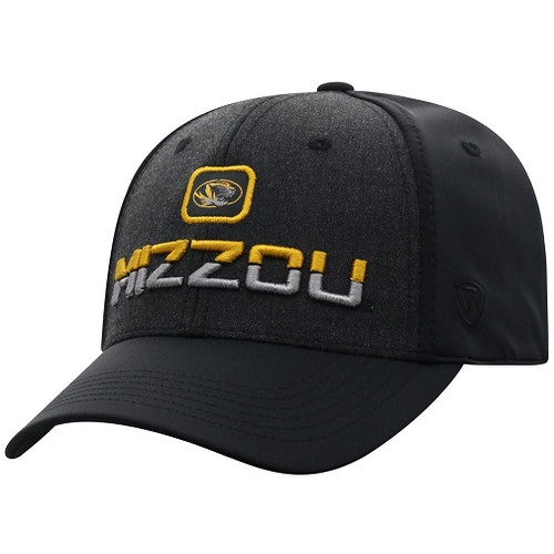 Missouri Tigers NCAA TOW Tag Stretch Fitted Hat