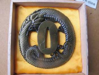 dragon tsuba