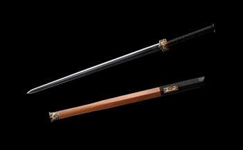 Ronin Elite Wind Steel Chinese Jian