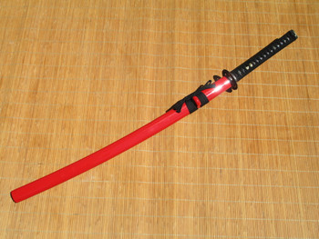 Scratch and Dent RK Entry Level Samurai Sword #1