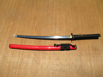 Scratch and Dent Dojo Pro Level Samurai Sword #22