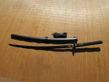 Scratch and Dent Hanzo Steel Level Samurai Sword #2