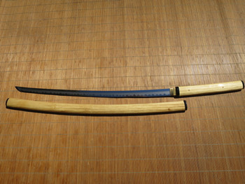 Scratch and Dent Ronin Elite Level Samurai Sword Bare Blade