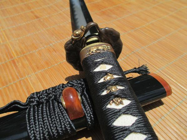 Ronin Elite Katana #132 - Soushu Kitae Lamination