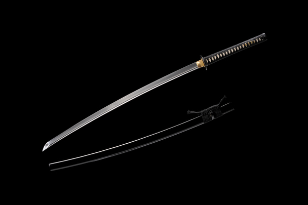 O-katana samurai sword