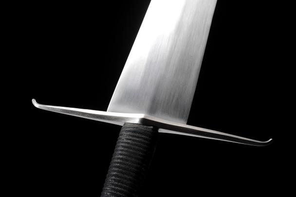 Two handed Medieval War Sword cross guard