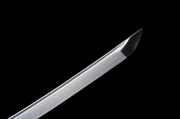 samurai sword blade with bo hi