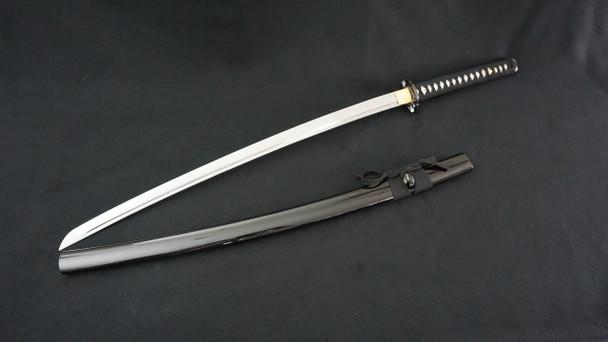 Ronin katana bamboo themed samurai sword