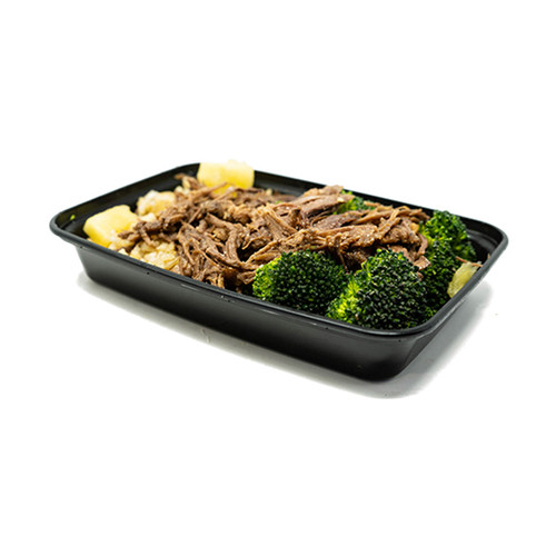 Shredded Beef & Broccoli - Small