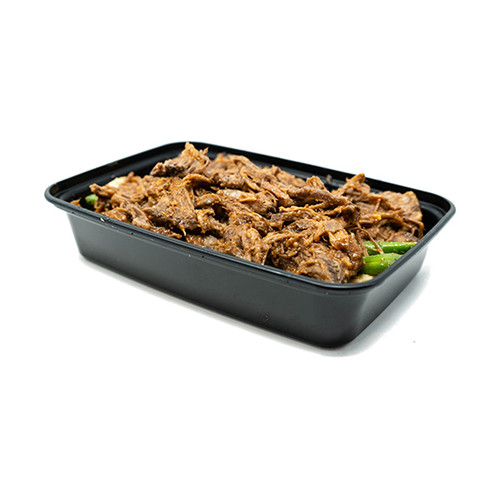 Shredded BBQ Beef - Regular