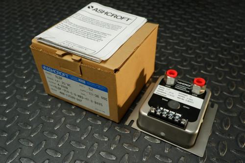"ASHCROFT XLdp 3/"" WC DIFFERENTIAL PRESSURE TRANSMITTER"