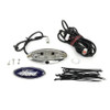 09-   Ford Oval Emblem OEM Camera System