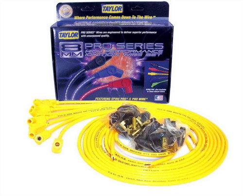 135 Deg. Boot Wire-Yello