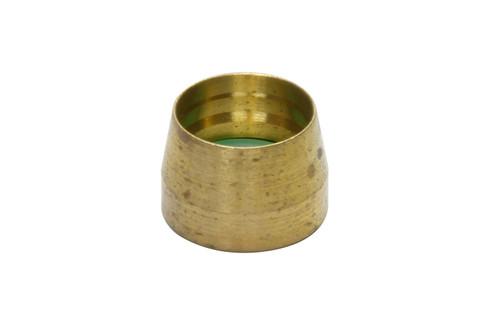 #8 Brass Ferrule