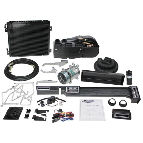 1956 Ford F100 Complete A/C KIt w/o Contols