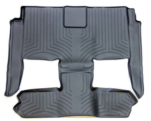 00-   Town&Country Rear Floor Liner Black