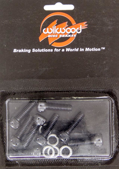 Bolt Kit 8pc 5/16-18x1in