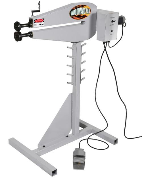 Power Bead Roller Kit 24 in Throat
