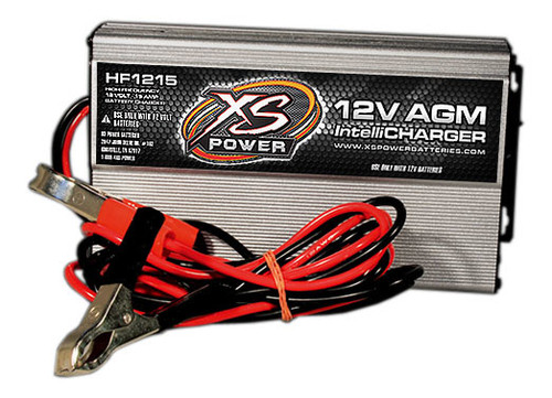 12v H/F AGM Intellichrgr 15A
