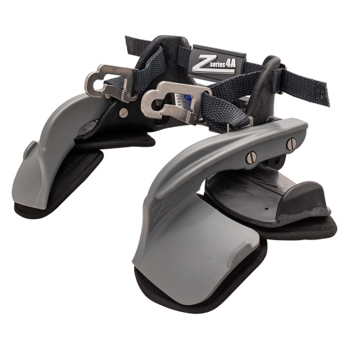 Z-Tech Series 4-A Head and Neck Restraint Gray