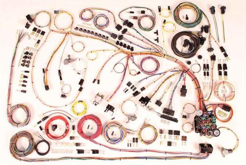 1965 Chevy Impala Wiring Kit