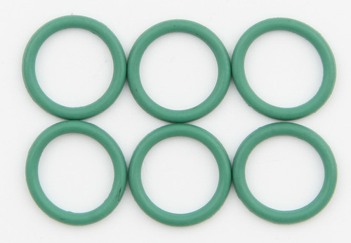 -6 Replacement A/C O-Rings (6pk)
