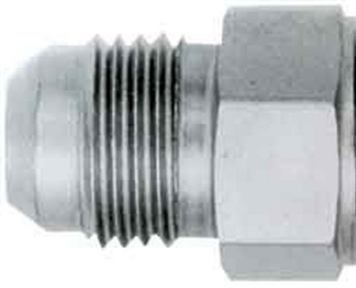 #4 To 1/4in Flare Adapter