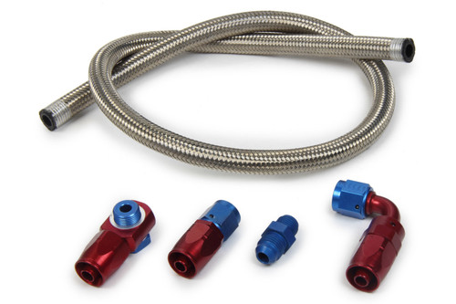 Fuel Pump to Carb Hose & Fitting Kit