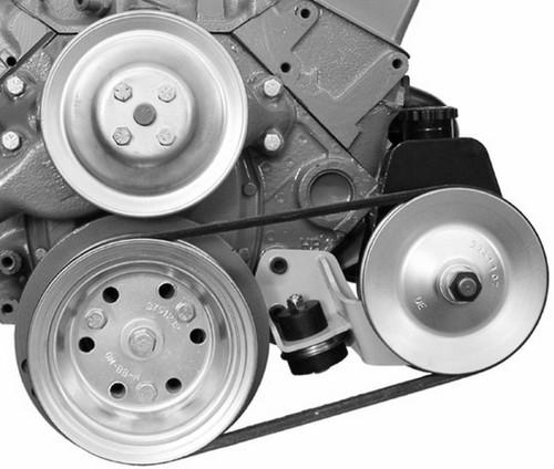 55-57 Chevy SB P/S BRKT Brkt